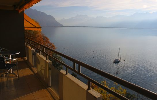 Zimmer Royal Plaza Montreux & Spa