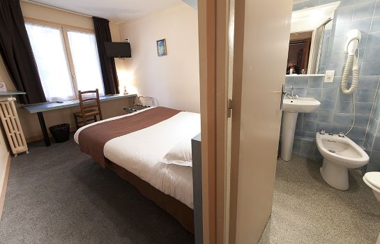Chambre individuelle (standard) Le Chatel Clermont Ferrand