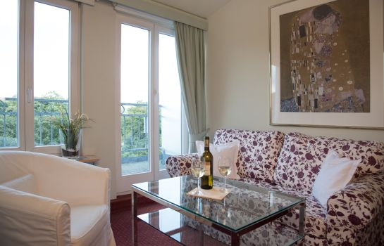 Suite Parkhotel Bad Homburg
