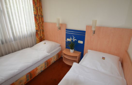 Chambre double (standard) AAA Budget Hotel