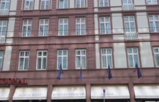 Exterior view Centro Hotel National Frankfurt City