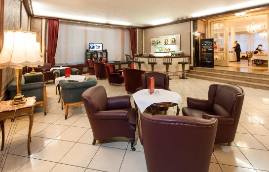 Lobby Centro Hotel National Frankfurt City