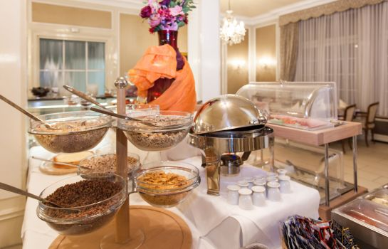Breakfast buffet Centro Hotel National Frankfurt City