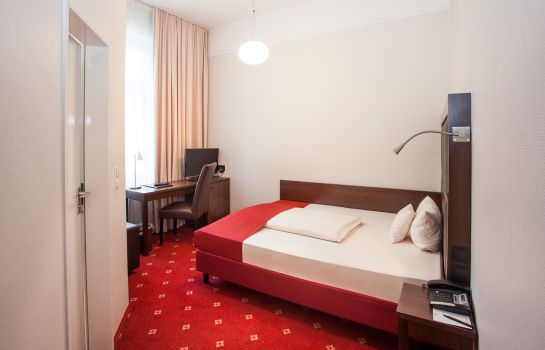 Single room (superior) Centro Hotel National Frankfurt City