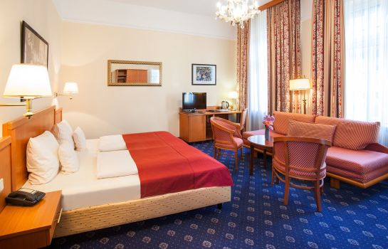 Double room (superior) Centro Hotel National Frankfurt City