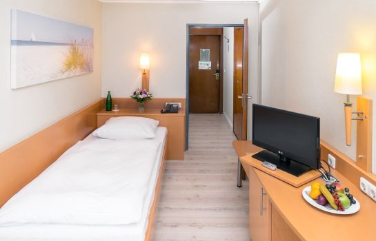 Chambre individuelle (standard) Hotel Astor Kiel by Campanile