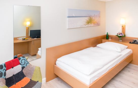 Single room (standard) Hotel Astor Kiel by Campanile