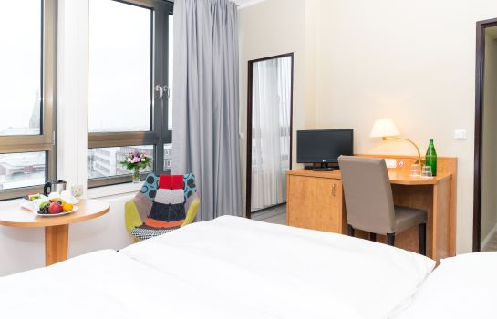 Double room (standard) Hotel Astor Kiel by Campanile