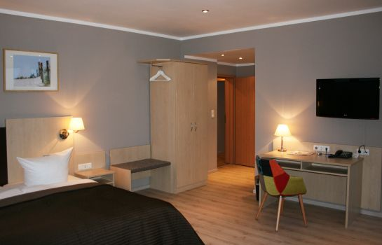 Double room (superior) Hotel Astor Kiel by Campanile