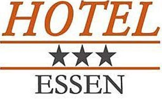 certificat / logo City Hotel Essen