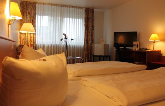 Chambre double (standard) City Hotel Essen