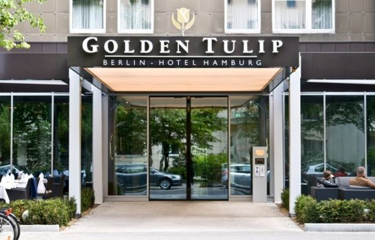 Exterior view Golden Tulip Hotel Hamburg