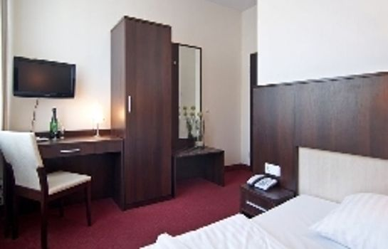 Chambre individuelle (standard) Novum Eleazar City Center
