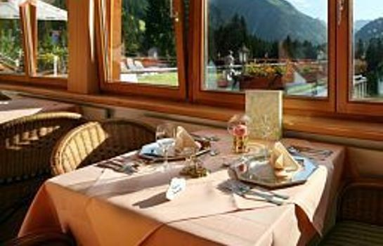 Restaurant IFA Alpenhof Wildental