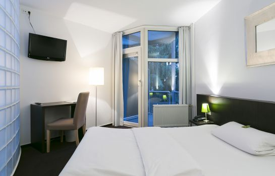 Single room (standard) Wald & Golfhotel Lottental