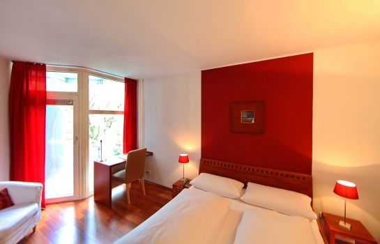 Double room (standard) Wald & Golfhotel Lottental