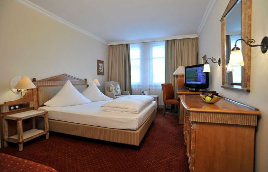 Chambre double (standard) Golden Tulip Hotel Olymp