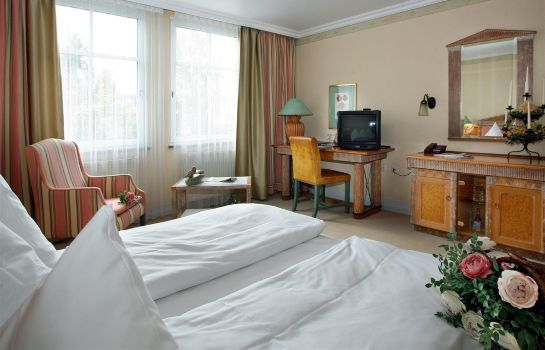 Double room (standard) Golden Tulip Hotel Olymp