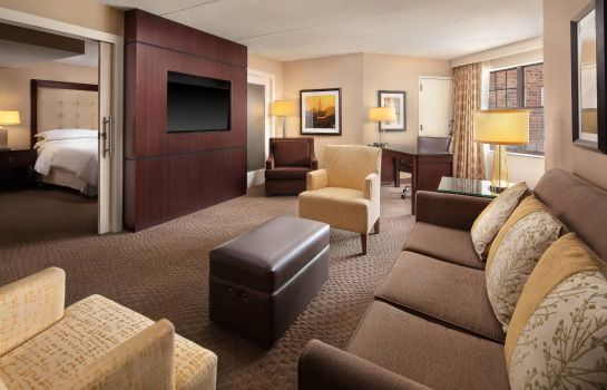 Suite Sheraton Parsippany Hotel