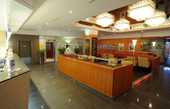 Hotelhal Best Western Plus Central Hotel Leonhard