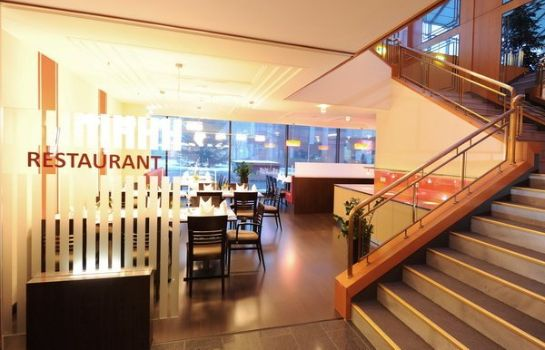 Restaurant Best Western Plus Central Hotel Leonhard