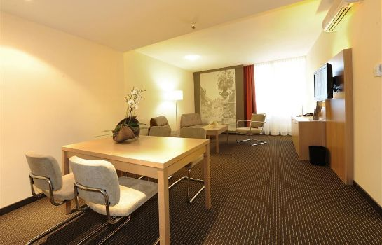 Suite Best Western Plus Central Hotel Leonhard