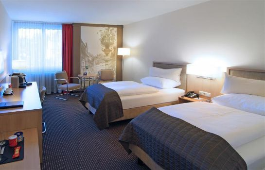 Chambre Best Western Plus Central Hotel Leonhard