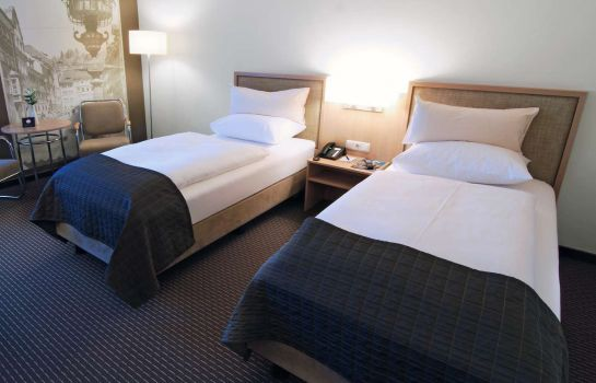 Kamers Best Western Plus Central Hotel Leonhard