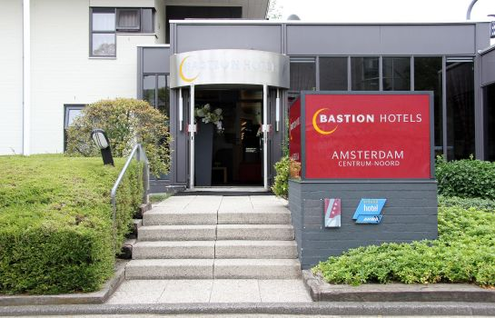 Exterior view Bastion Hotel Amsterdam Noord