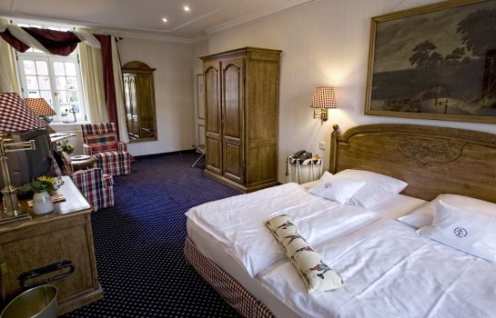 Junior Suite Romantik Parkhotel Wasserburg Anholt
