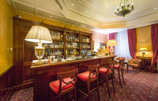Bar del hotel Sitea Grand Hotel