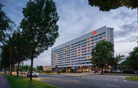 Buitenaanzicht The Hague Marriott Hotel