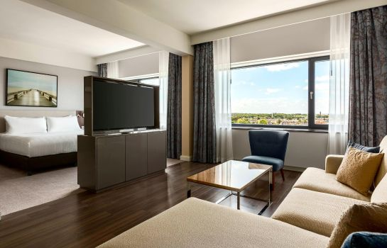 Suite The Hague Marriott Hotel
