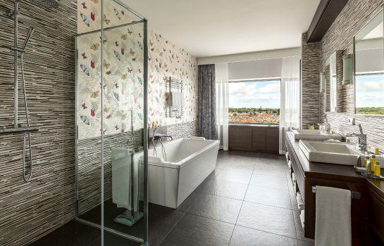 Badkamers Den Haag : The hague marriott hotel in den haag u hotel de