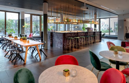 Hotel-Bar Mercure Hotel Wiesbaden City