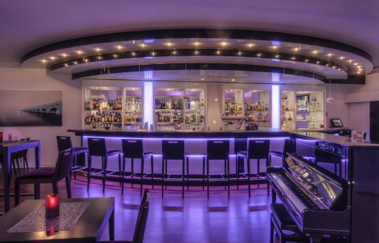 Hotel bar Mercure Hotel Wiesbaden City
