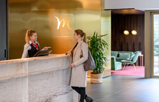 Réception Mercure Hotel Wiesbaden City