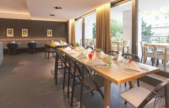 Restaurante Mercure Hotel Wiesbaden City
