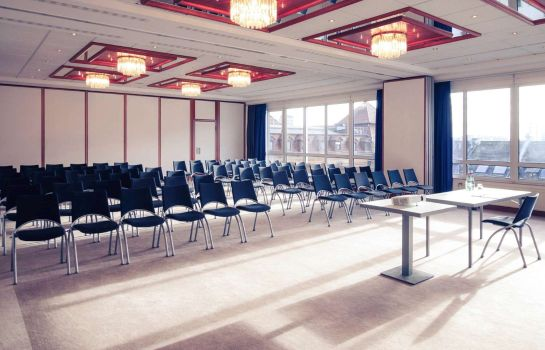 Conference room Mercure Hotel Wiesbaden City