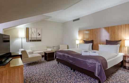Single room (superior) Mercure Hotel Wiesbaden City