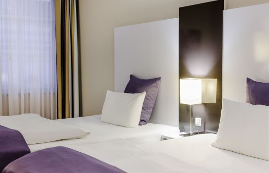 Double room (standard) Mercure Hotel Wiesbaden City