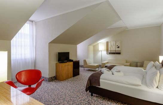 Double room (superior) Mercure Hotel Wiesbaden City