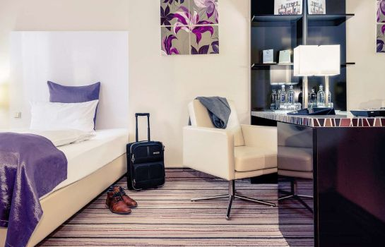 Room Mercure Hotel Wiesbaden City