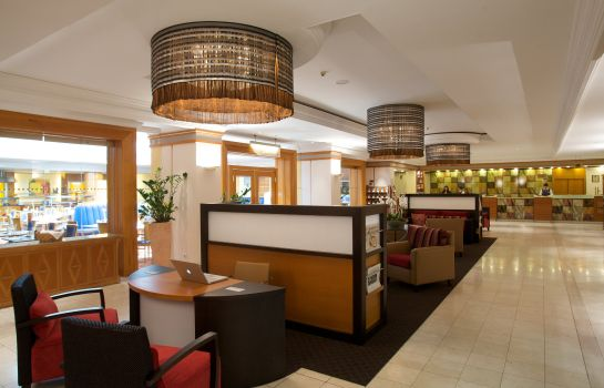 Hotelhalle Crowne Plaza HEIDELBERG CITY CENTRE