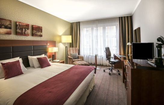 Zimmer Crowne Plaza HEIDELBERG CITY CENTRE