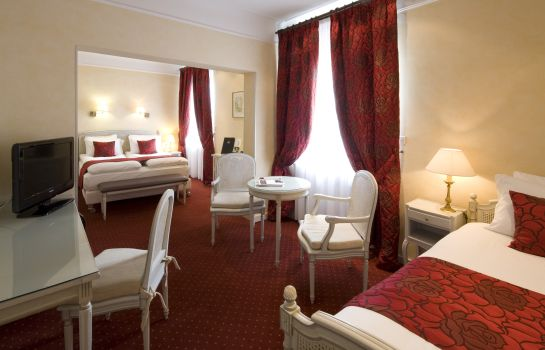 Junior-suite Best Western Grand Hotel Bristol