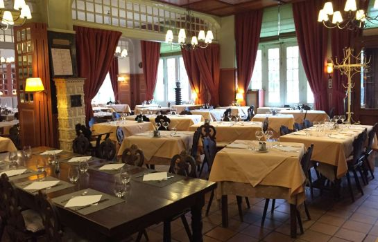 Restaurant Best Western Grand Hotel Bristol