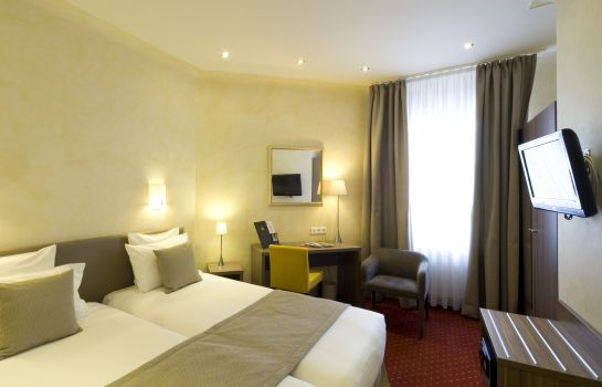 Chambre double (standard) Best Western Grand Hotel Bristol