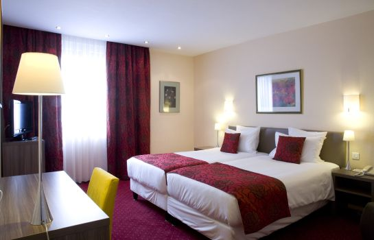 Chambre double (confort) Best Western Grand Hotel Bristol