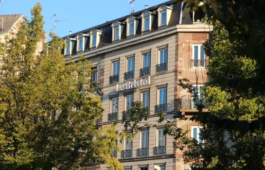 Photo INTER-HOTEL Strasbourg Gare Le Bristol